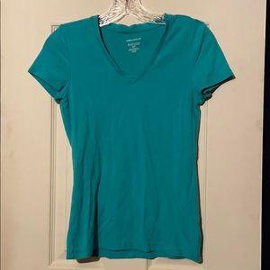(S/P) Turquoise Tshirt